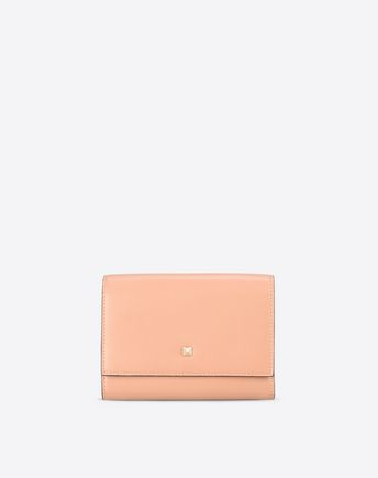 VALENTINO Flap French Wallet 46475105WG