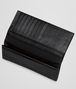 BOTTEGA VENETA CONTINENTAL WALLET IN NERO SOFT CROCODILE Continental Wallet Man ap