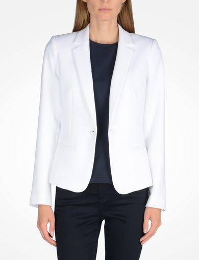 ARMANI EXCHANGE CLASSIC BLAZER Woman front