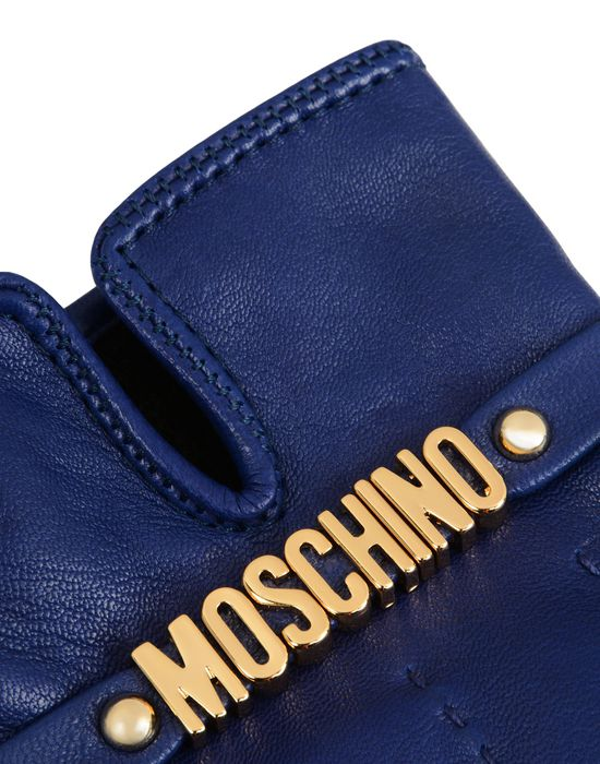 Gloves Woman MOSCHINO