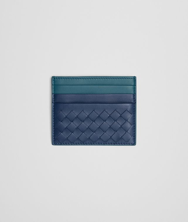 75a2b1d67089  Bottega Veneta® - CARD CASE IN PACIFIC BRIGHTON ...