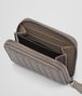 BOTTEGA VENETA STEEL INTRECCIATO NAPPA COIN PURSE Mini Wallet or Coin Purse D ap