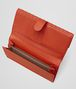BOTTEGA VENETA CONTINENTAL WALLET IN GERANIUM INTRECCIATO NAPPA Continental Wallet D ap