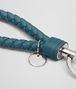 BOTTEGA VENETA KEY RING IN BRIGHTON INTRECCIATO NAPPA Keyring or Bracelets E ap