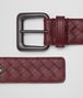 BOTTEGA VENETA BELT IN BAROLO INTRECCIATO VN Belt U rp