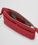 BOTTEGA VENETA KEY CASE IN CHINA RED INTRECCIATO NAPPA Keyring or Bracelets E ap