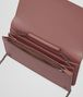 BOTTEGA VENETA CONTINENTAL WALLET IN DUSTY ROSE INTRECCIATO NAPPA Continental Wallet D dp