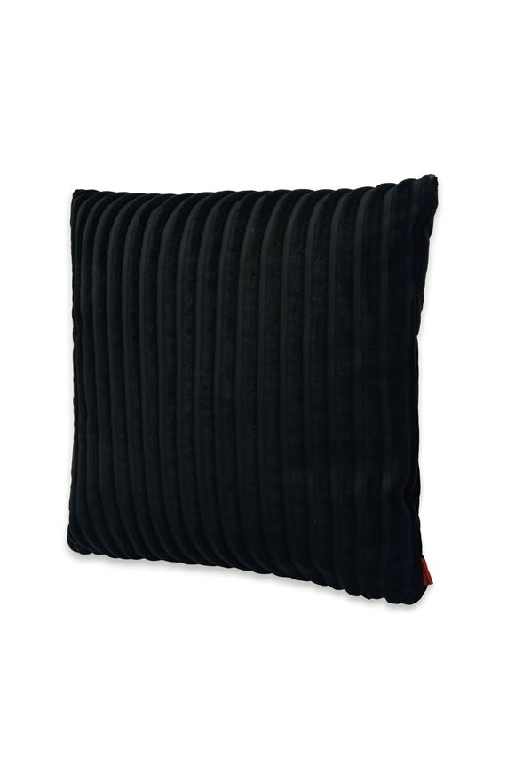 MISSONI HOME RABAT CUSHION Black E
