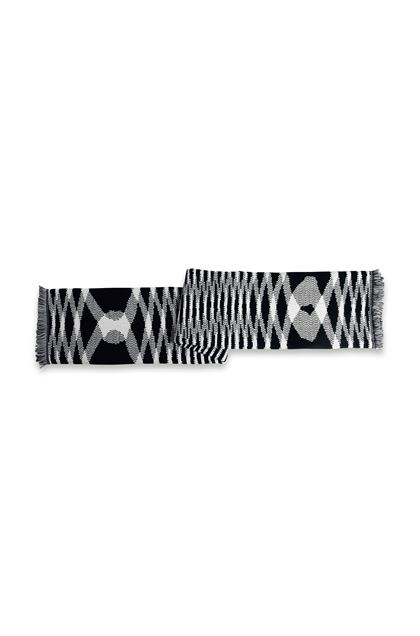 MISSONI HOME SIGMUND THROW  Black E - Front