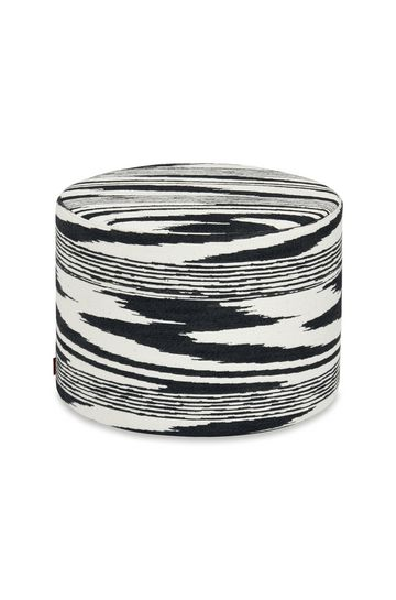 MISSONI HOME Cylinder CIRC.40X30 E SAFI CYLINDER POUF m