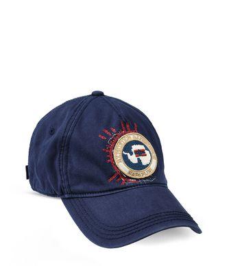 NAPAPIJRI FIARRA MAN CAP,DARK BLUE
