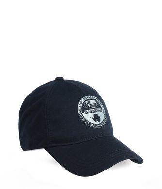 NAPAPIJRI FINLEY MAN CAP,DARK BLUE