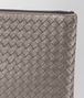 BOTTEGA VENETA DOCUMENT CASE IN STEEL INTRECCIATO NAPPA Other Leather Accessory E ep