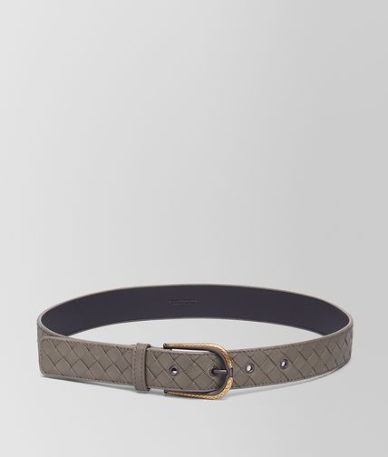 BOTTEGA VENETA Belt D STEEL INTRECCIATO NAPPA BELT fp