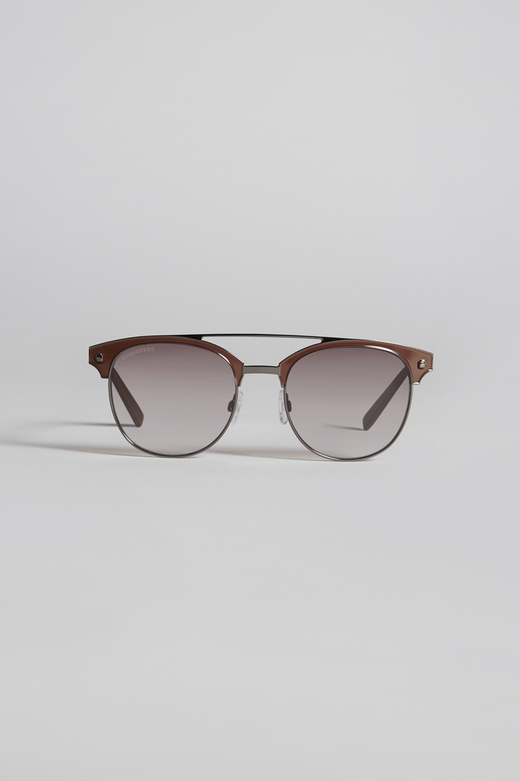 DSQUARED2 DQ0246MET12F Sunglasses Man m