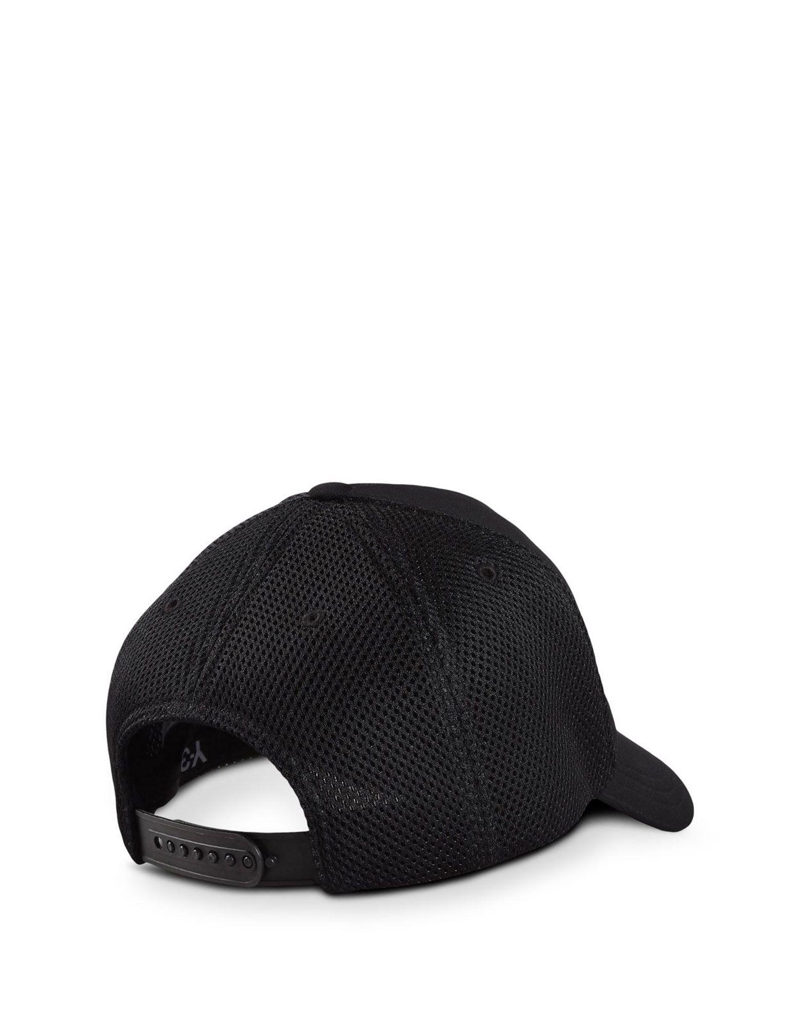 Y-3 TRUCK BLACK HAT OTHER ACCESSORIES unisex Y-3 adidas
