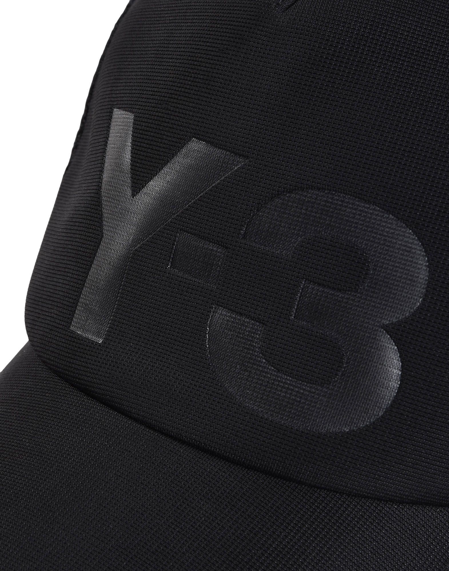 Y-3 TRUCK BLACK HAT OTHER ACCESSORIES unisex Y-3 adidas