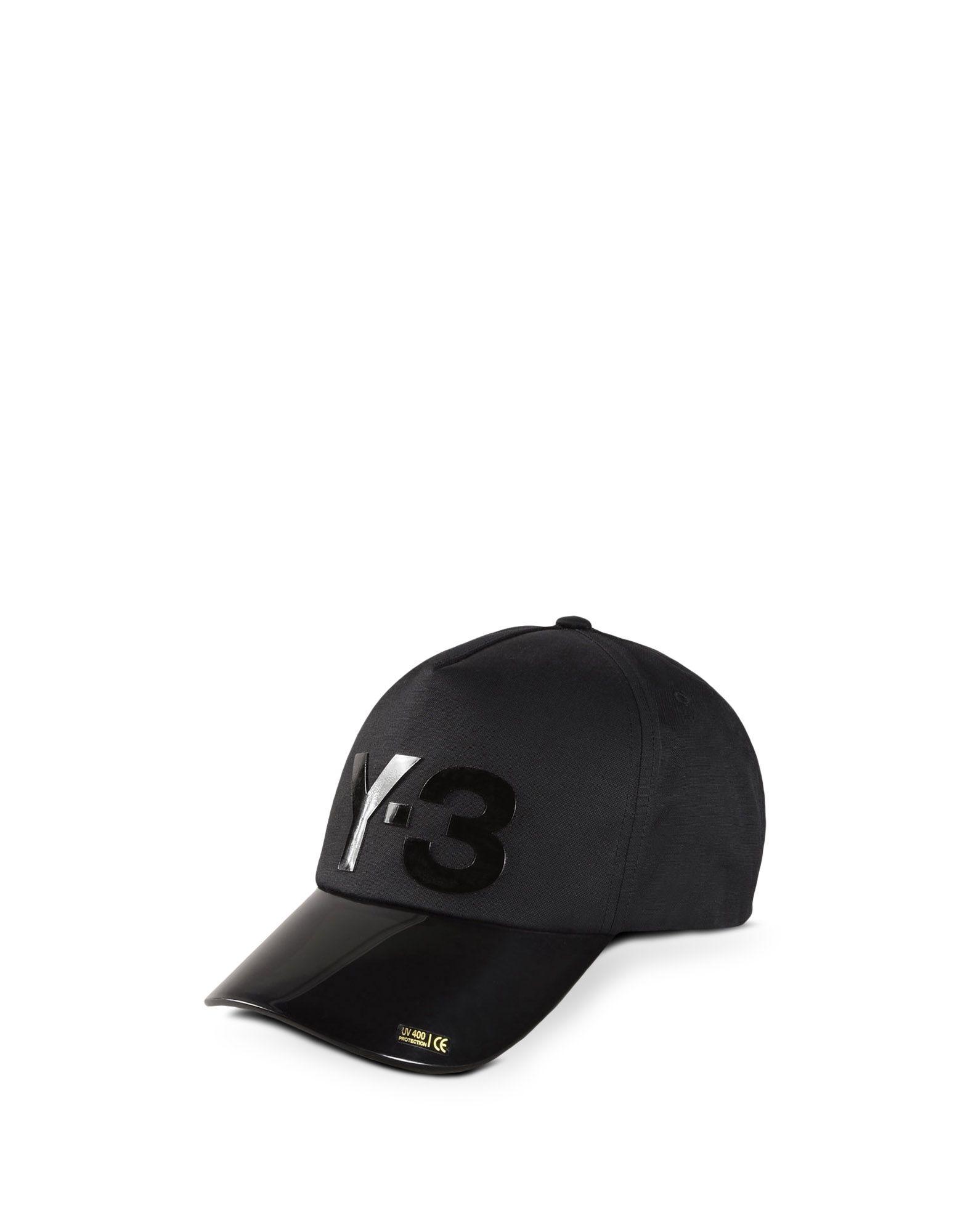 ... Y-3 Y-3 VISOR CAP Cap E f ... 7533b545fc4