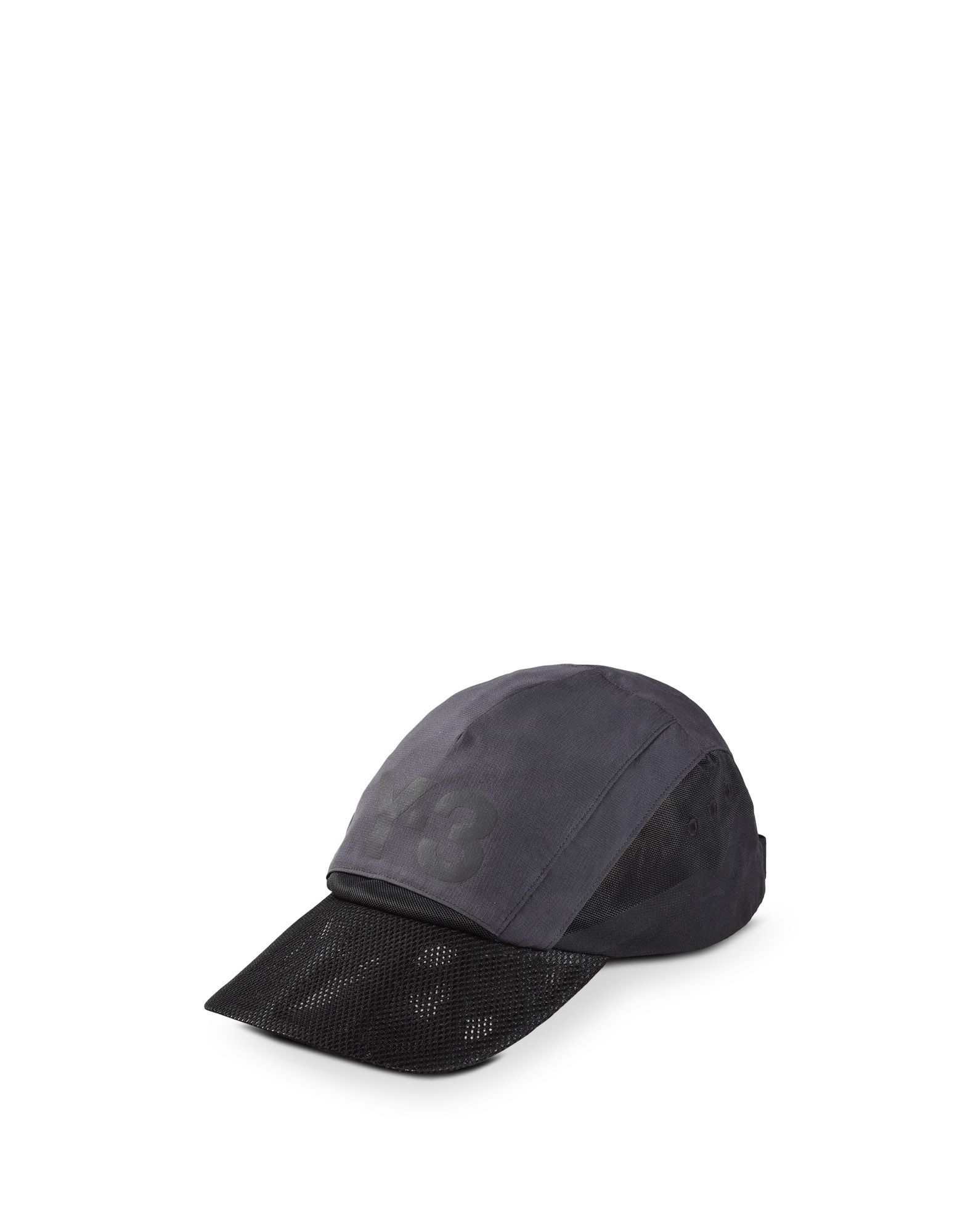 Y-3 RUN BLACK CAP OTHER ACCESSORIES unisex Y-3 adidas