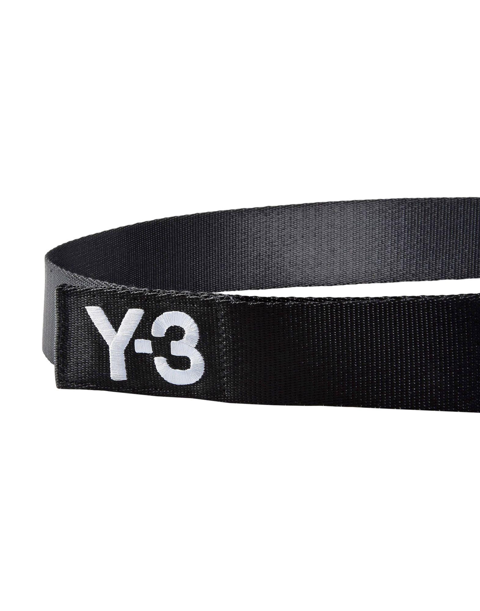 Y-3 BLACK BELT OTHER ACCESSORIES unisex Y-3 adidas
