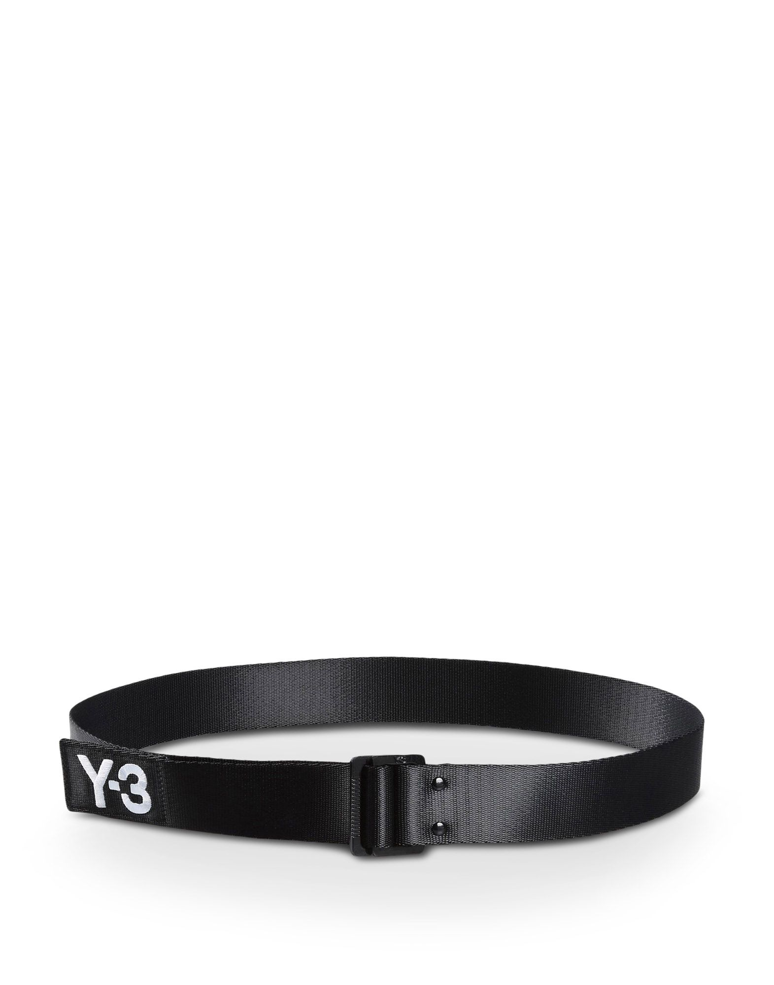 Y-3 BLACK BELT OTHER ACCESSORIES unisex Y-3 adidas