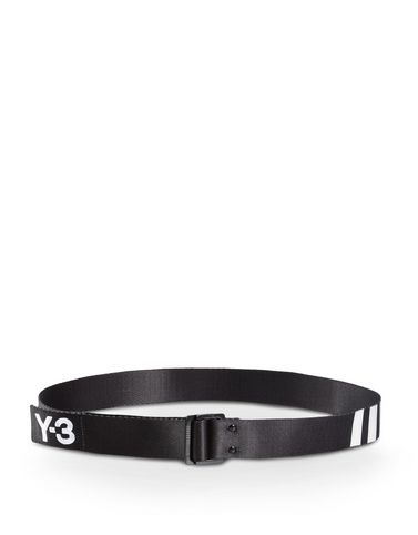 Y-3 3-STRIPES BELT OTHER ACCESSORIES man Y-3 adidas