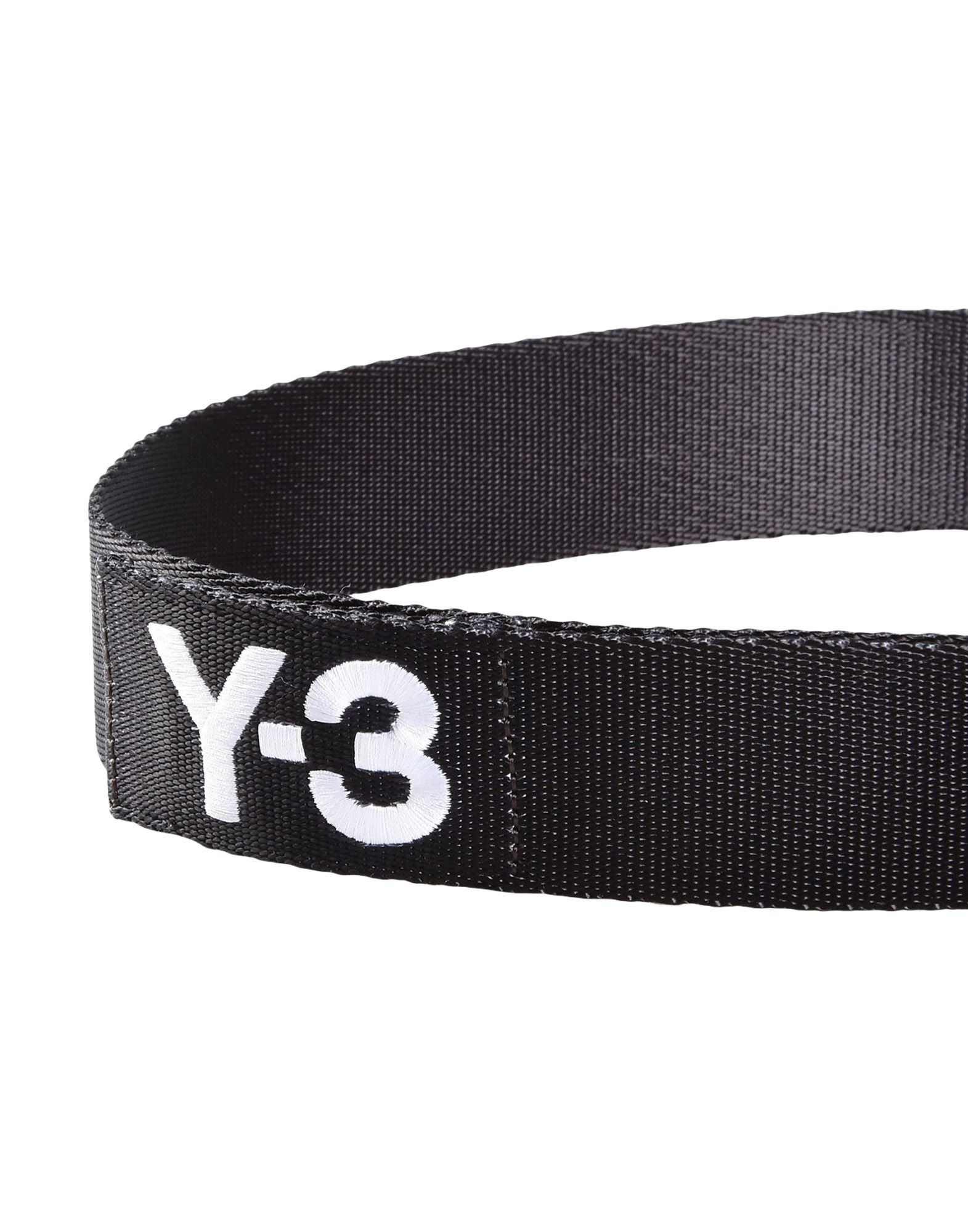 Y-3 3-STRIPES BELT OTHER ACCESSORIES unisex Y-3 adidas