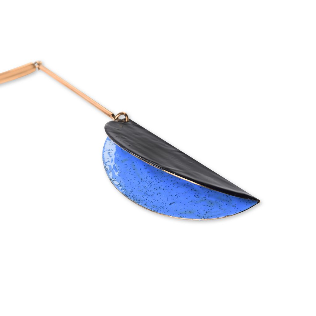Bluebell suspended shape necklace - STELLA MCCARTNEY
