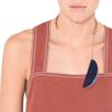 STELLA McCARTNEY Bluebell suspended shape necklace Jewellery D a