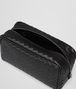BOTTEGA VENETA TOILETRY CASE IN NERO INTRECCIATO VN Other Leather Accessory Man ap