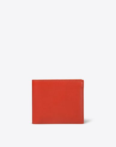 MAISON MARGIELA Wallets U Calfskin leather wallet f