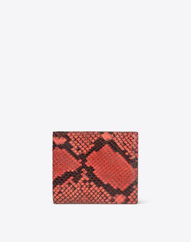 MAISON MARGIELA 11 Wallets U Python effect wallet f
