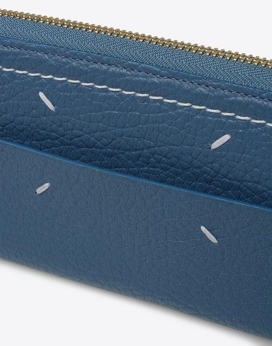 MAISON MARGIELA 11 Calfskin leather wallet Wallet D e