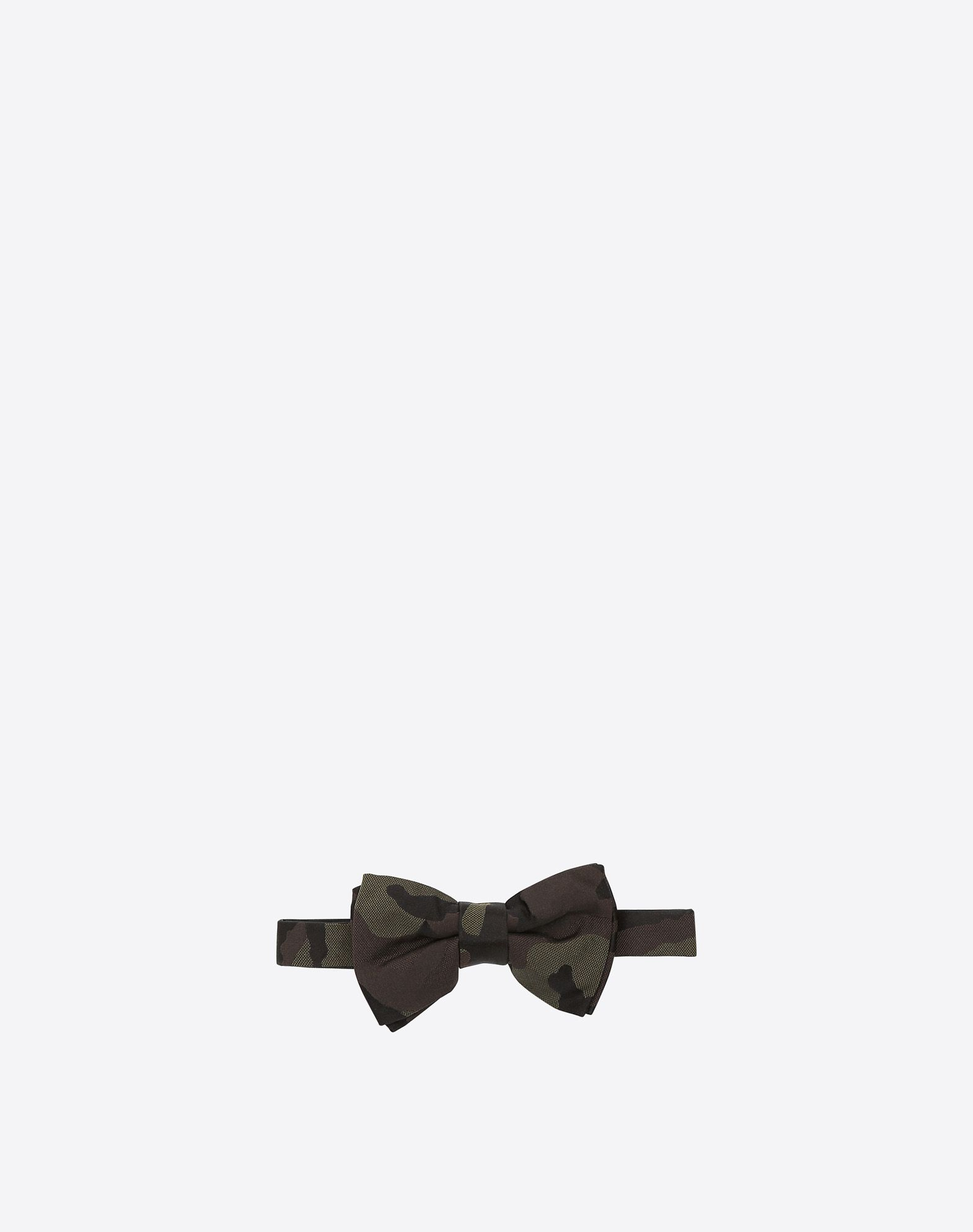 VALENTINO UOMO Knotted Bow Tie Tie U f