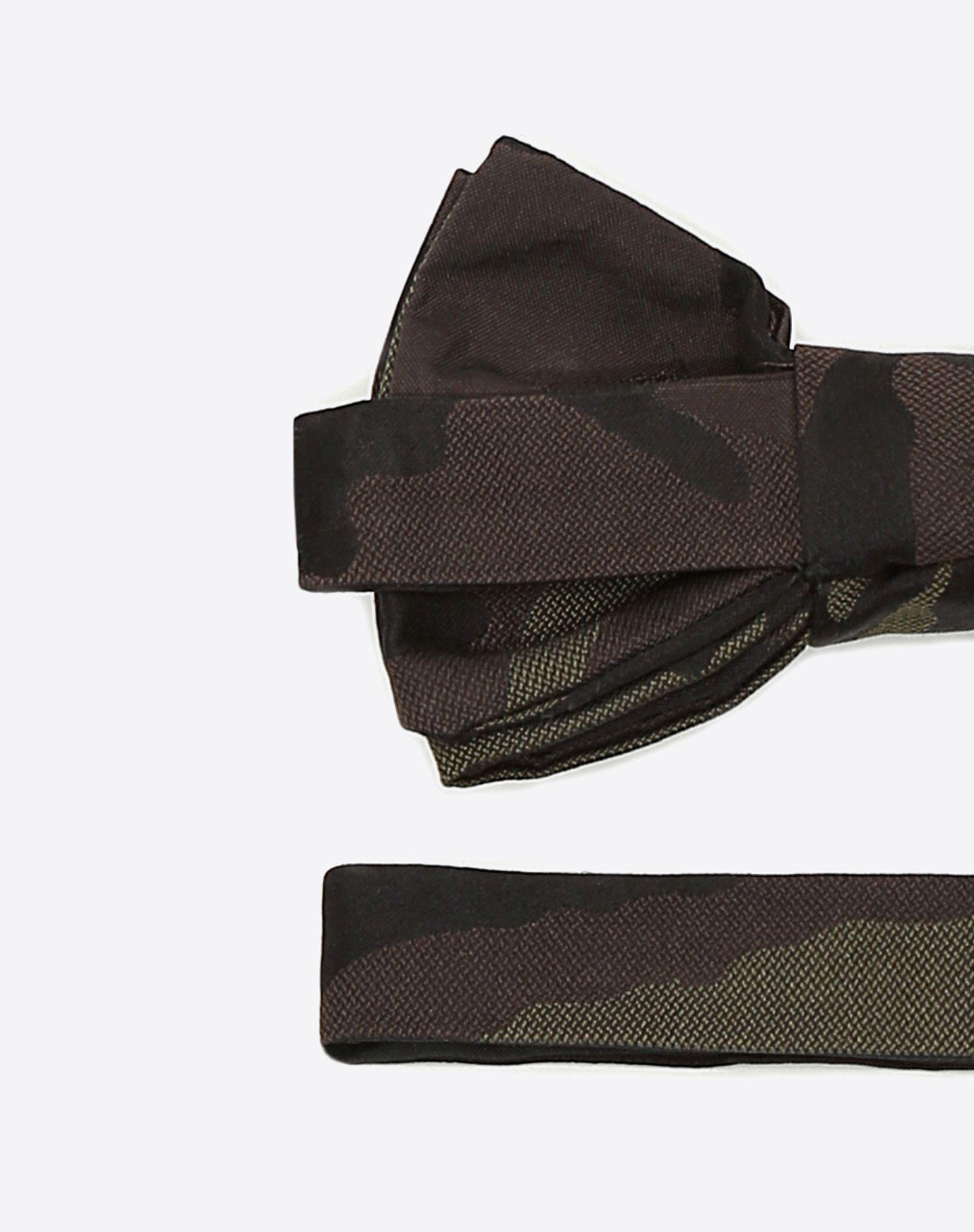 VALENTINO UOMO Knotted Bow Tie Tie U r