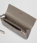 BOTTEGA VENETA CONTINENTAL WALLET IN STEEL INTRECCIATO NAPPA Continental Wallet D ap