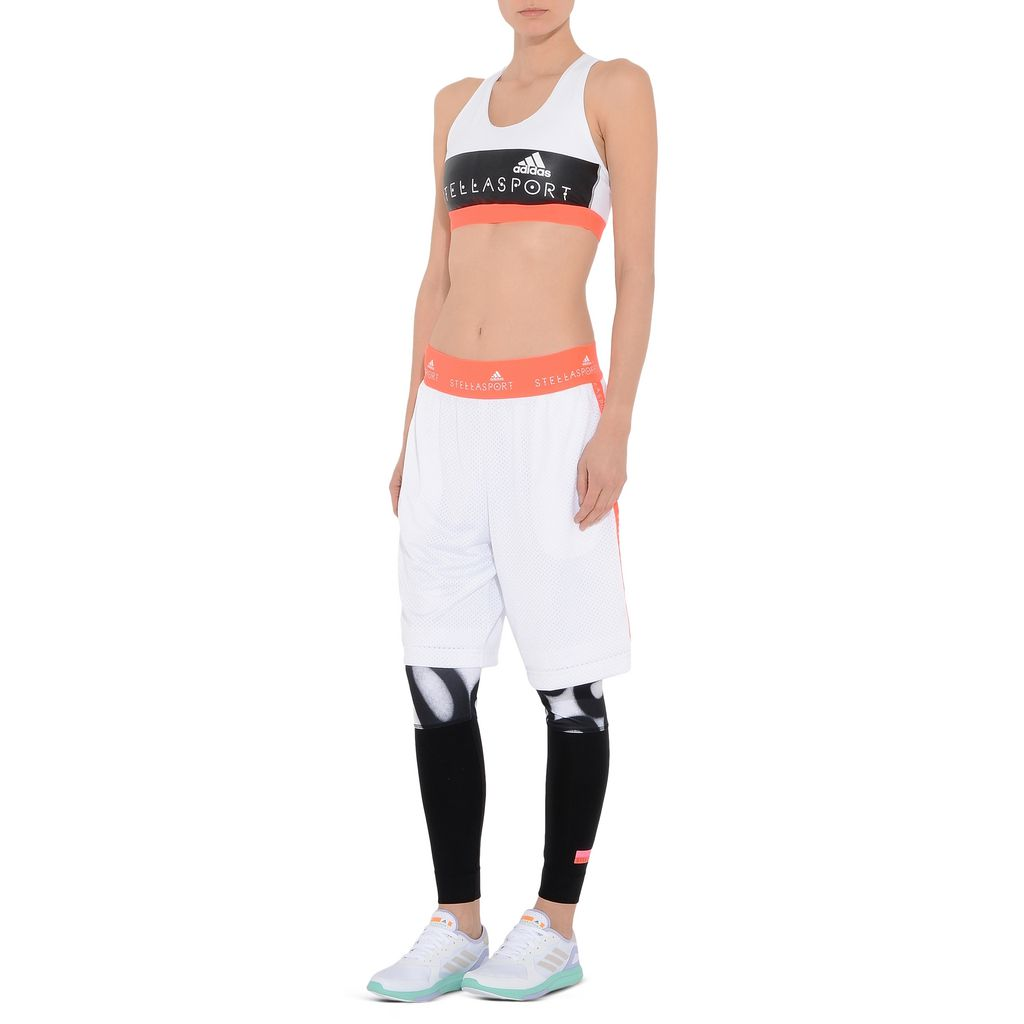 Long Basketball Shorts - ADIDAS by STELLA McCARTNEY