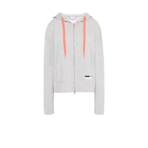 Essential Grey Zip Hoodie