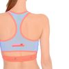 ADIDAS by STELLA McCARTNEY Neon blue cropped bra StellaSport Bras D a