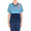 ADIDAS by STELLA McCARTNEY Cropped logo t-shirt StellaSport Topwear D d