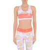 ADIDAS by STELLA McCARTNEY Hawaiian print Sports Bra StellaSport Bras D d