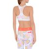 ADIDAS by STELLA McCARTNEY Hawaiian print Sports Bra StellaSport Bras D e