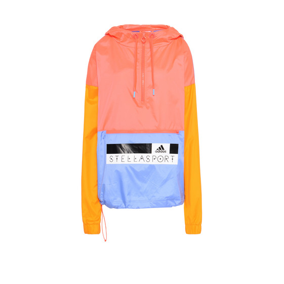 Colourblock Hooded Sweatshirt
