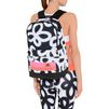 ADIDAS by STELLA McCARTNEY Graphic floral print backpack StellaSport bags D a