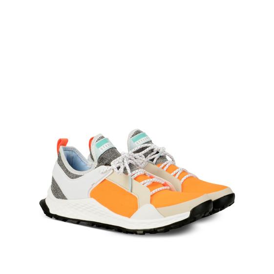 White Aleki X Running Shoes