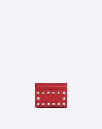 VALENTINO Rockstud Card Holder 46487831SD