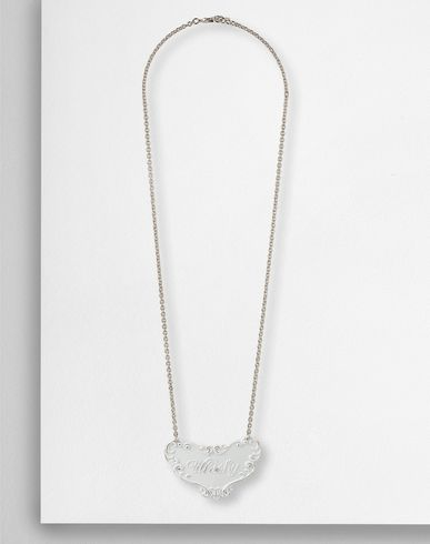 MM6 by MAISON MARGIELA Necklace D Whisky necklace f