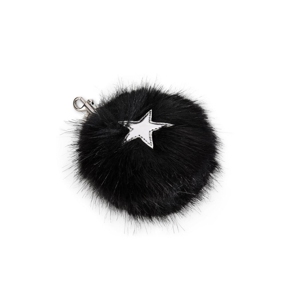 Fur Free Fur Star Keychain - STELLA MCCARTNEY