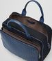 BOTTEGA VENETA TOURMALINE TECHNICAL CANVAS BRIEFCASE Trolley and Carry-on bag E dp