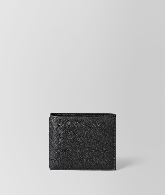 BOTTEGA VENETA NERO CERVO BRIEFCASE Bi-fold Wallet [*** pickupInStoreShippingNotGuaranteed_info ***] fp